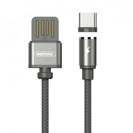 Remax Gravity RC-095a mágneses USB / USB Type C kábel